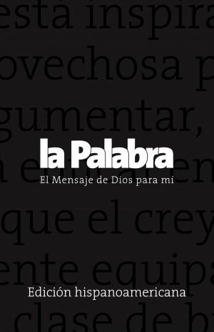 """Biblia """"La Palabra"""" edición hispanoamericana"""