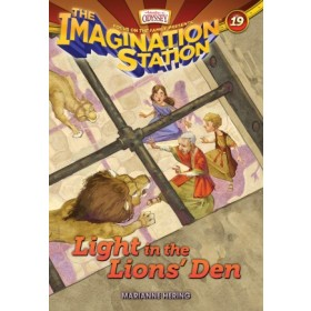 AIO Imagination Station Books:  Light in the Lions' Den