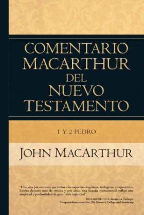 1 y 2 Pedro: Comentario MacArthur del NT