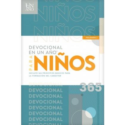 The Devocional en un año para niños volumen 2